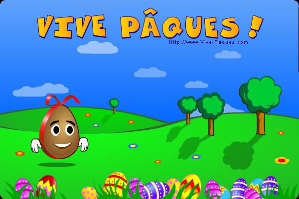 PAQUES sur Vive Paques !
