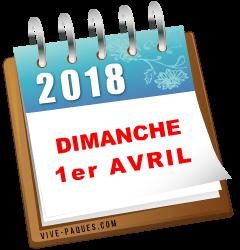 Date de Pâques 2016 : DIMANCHE 27 MARS