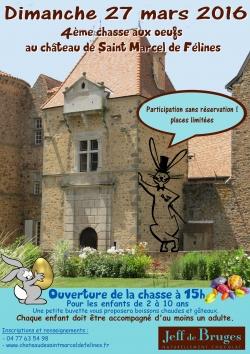 4ème Chasse aux oeufs, au Château de St Marcel de Félines [299]