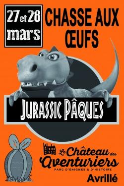 Jurassic Pâques au Château des Aventuriers - Avrillé [300]
