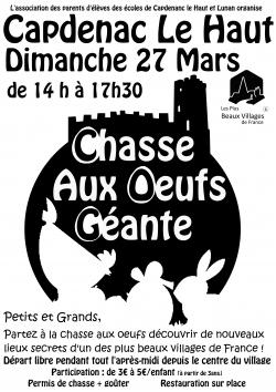 Chasse aux oeufs géante à Capdenac-Le-Haut [302]