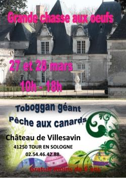 Grande chasse aux œufs au château de Villesavin  [308]