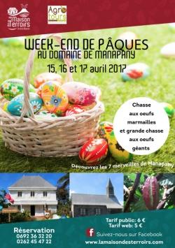 Chasse aux oeufs au Domaine de Manapany, île de La Réunion [318]