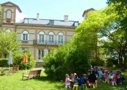 Chasse aux oeufs au Château de Bergues [323]