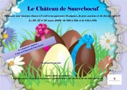 Solutionnez des énigmes et trouvez l'oeuf d'Or au Château de Sauveboeuf [324]
